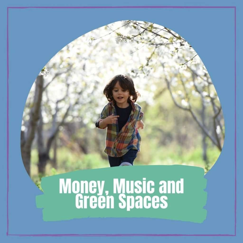 How money, music and green spaces affect child development Cover photo