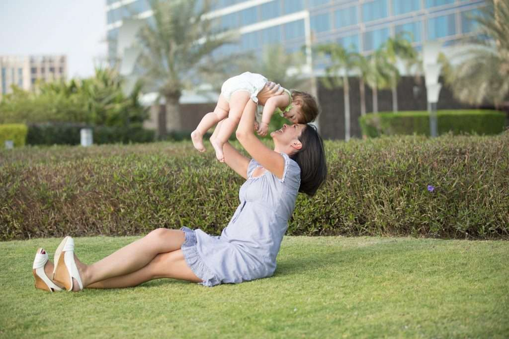 Play is important for bonding with your child