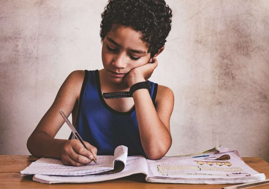The benefits of reading for children -  it can make children better writers