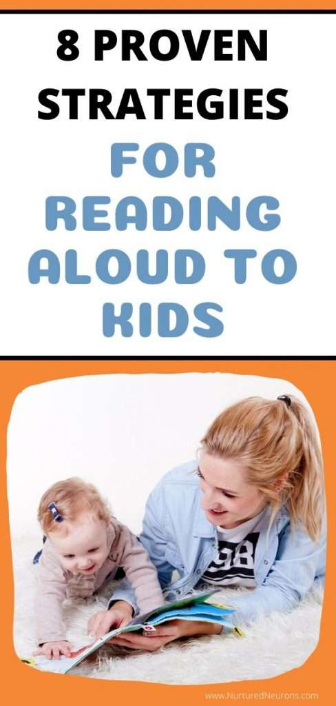 PROVEN STRATEGIES FOR READING ALOUD TO KIDS