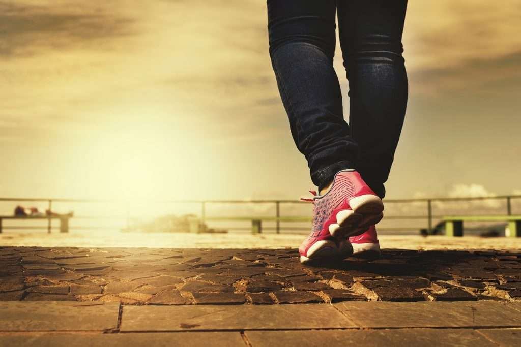 Exercise is an important part of self-care