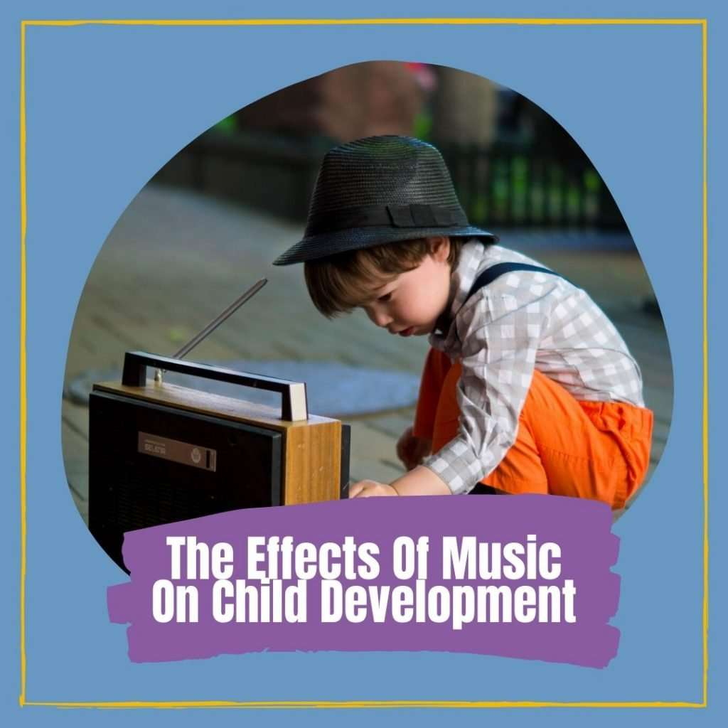 The Effects Of Music On Child Development Cover photo