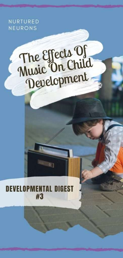 The Effects Of Music On Child Development
