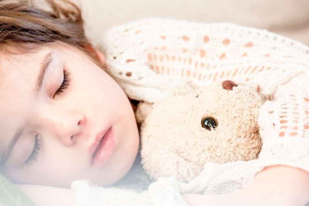 Benefits of yoga for kids - For Better Sleep
