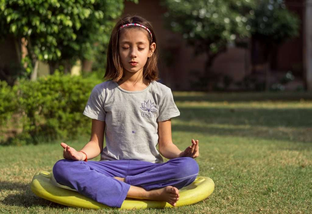 Benefits of Yoga For Kids - For Relaxation and to Reduce Stress