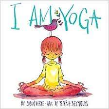 I am yoga - yoga book for kids