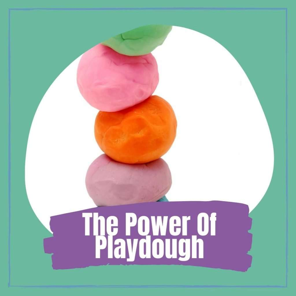 The Power Of Playdough Cover photo