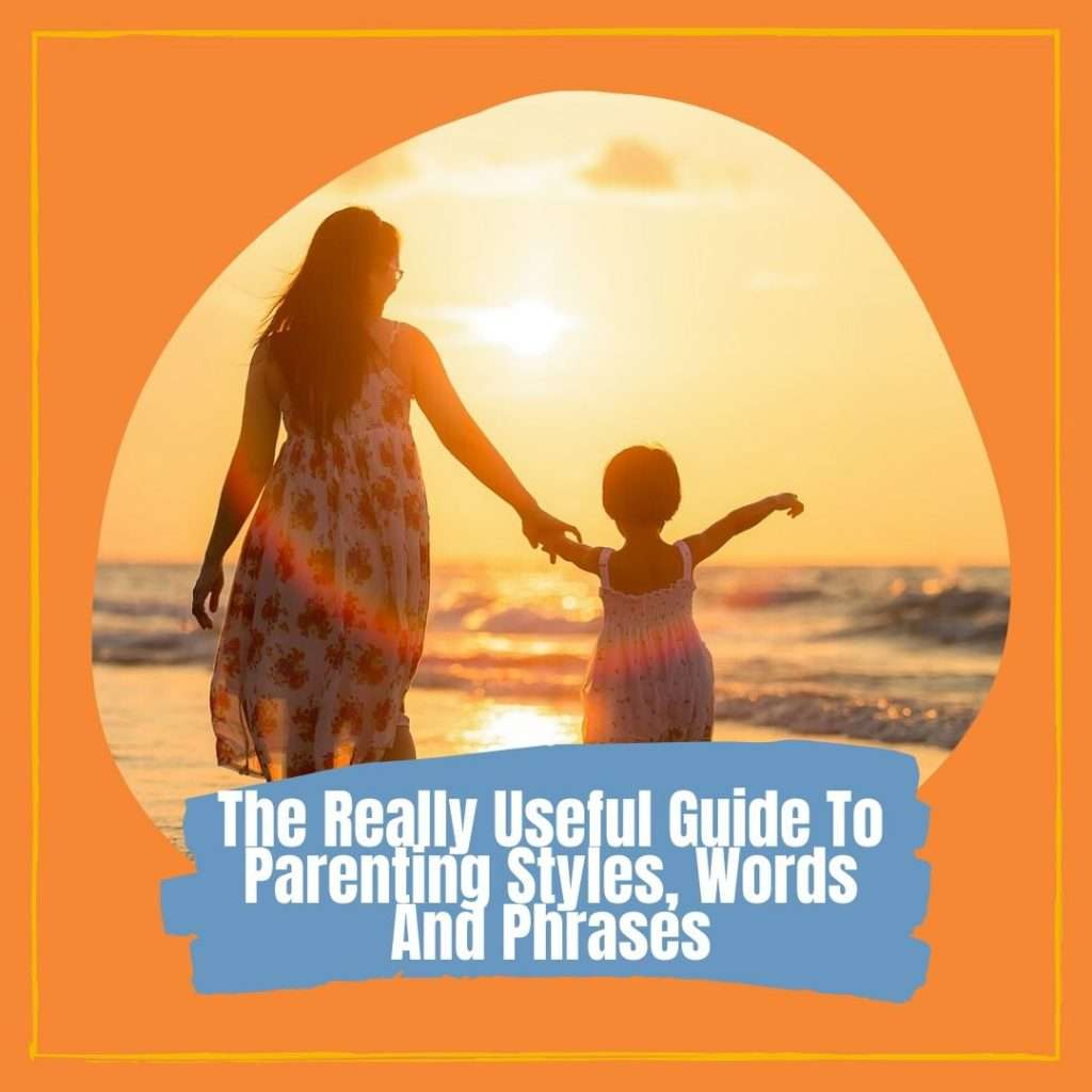 Guide to parenting styles Cover photo