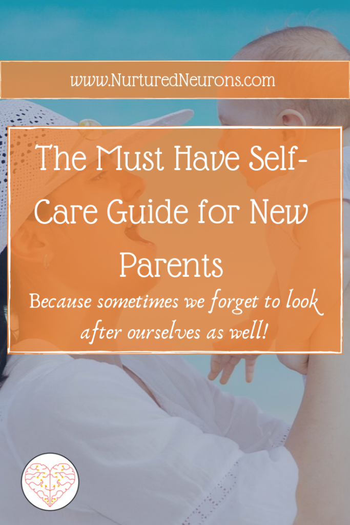 The Must Have Self-Care Guide for New Parents