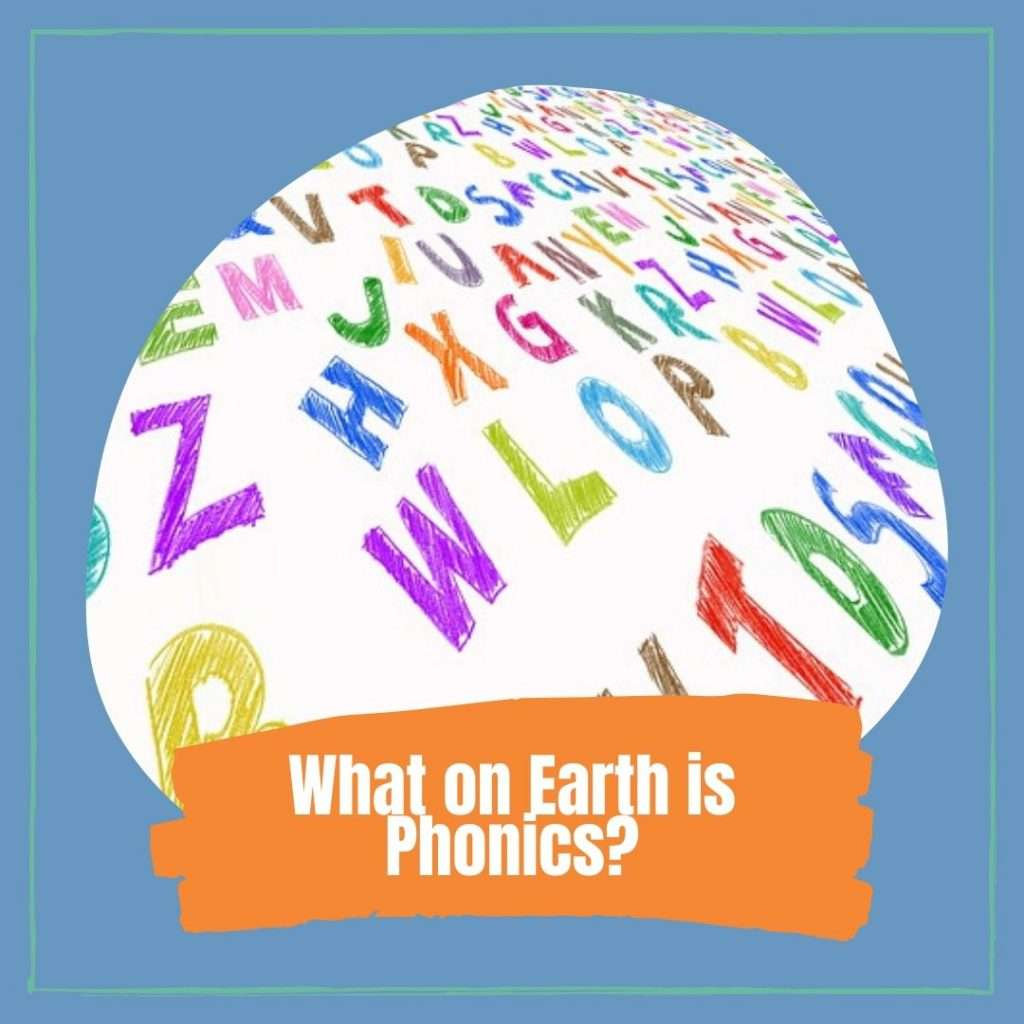 What is phonics Cover photo