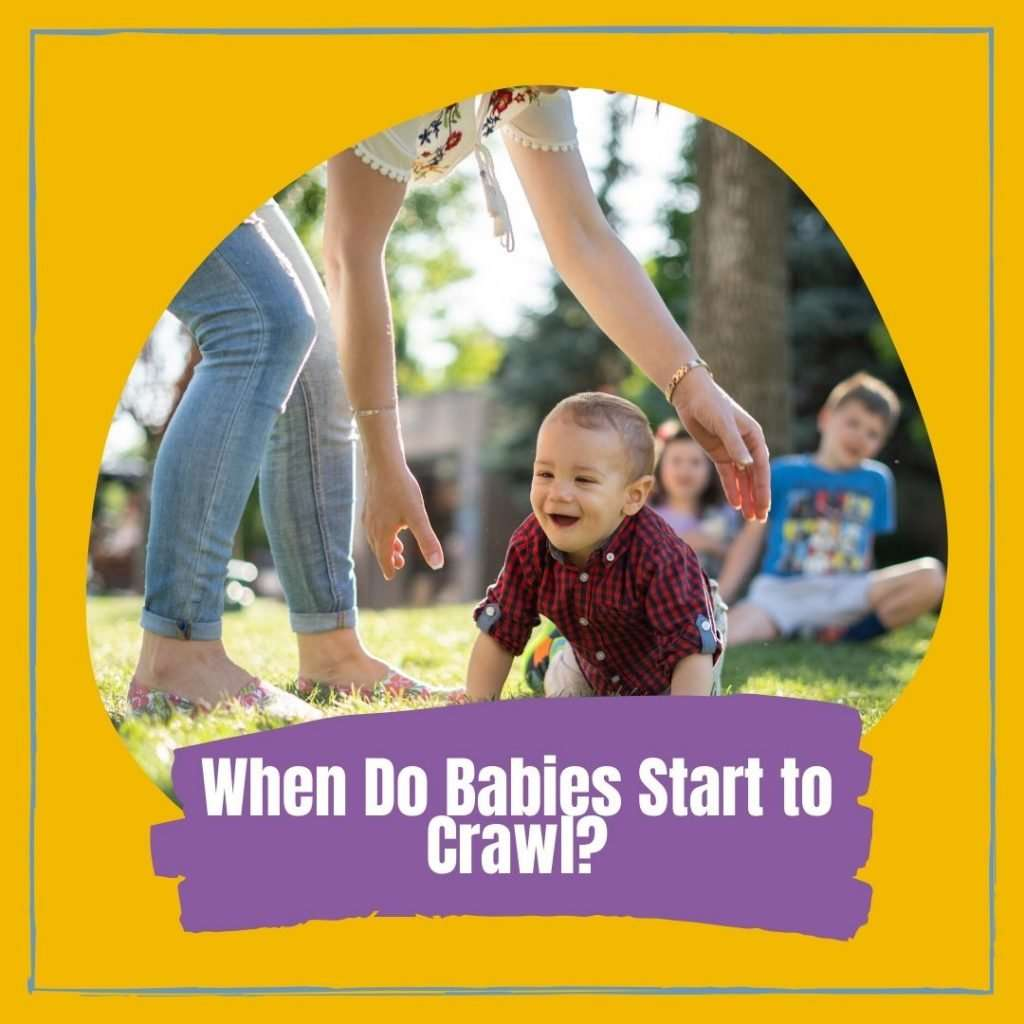 When Do Babies Start to Crawl Cover photo