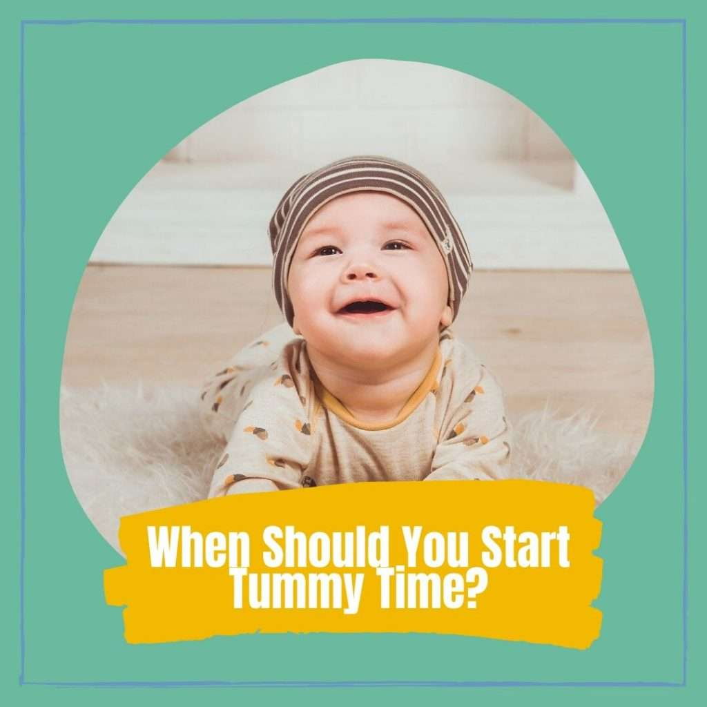 When Should You Start Tummy Time Cover photo