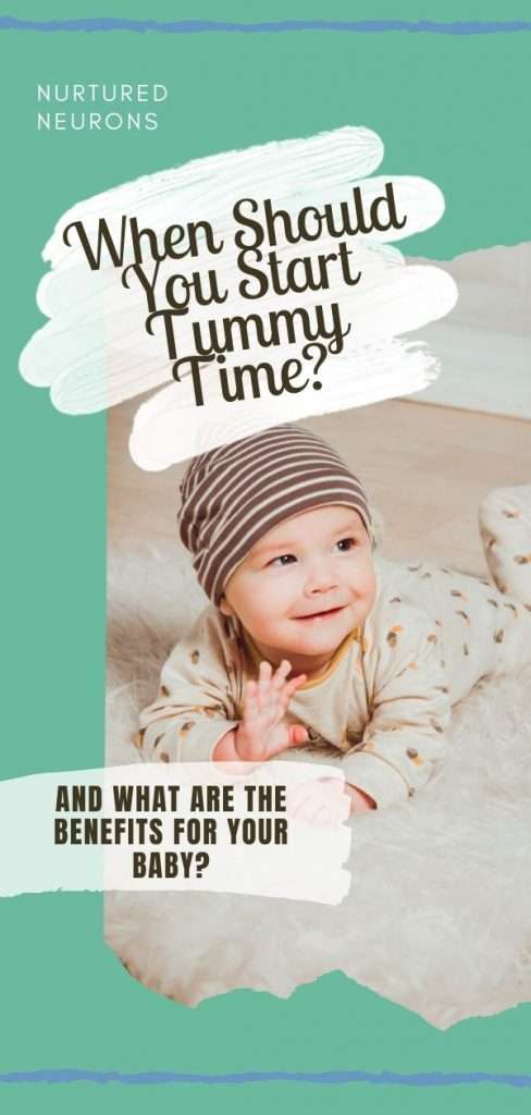 When Should You Start Tummy Time?