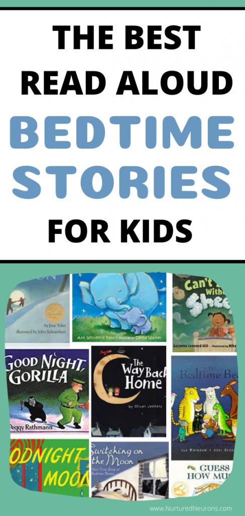 BEST READ ALOUD BEDTIME STORIES FOR KIDS