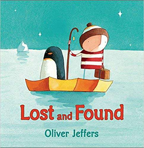favorite picture books - Lost and Found