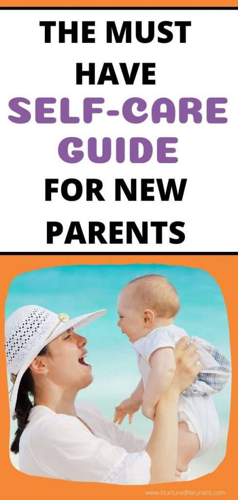 SELF CARE GUIDE FOR NEW PARENTS