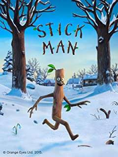 Favorite picture books - Stick Man