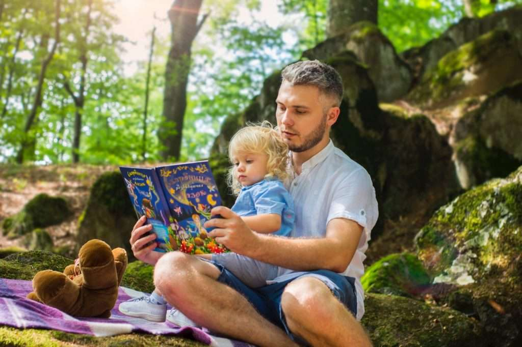 picture books can help kids to love books