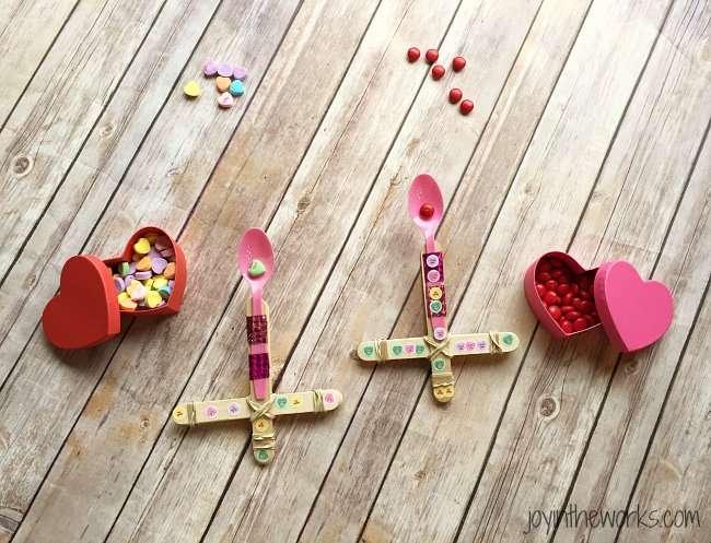 Valentine's day stem activities for kids