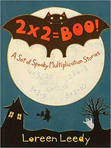 2 x 2 = Boo! - pre school math skills - multiplication
