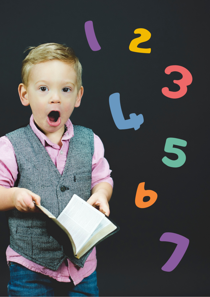 Counting to develop preschool math skills