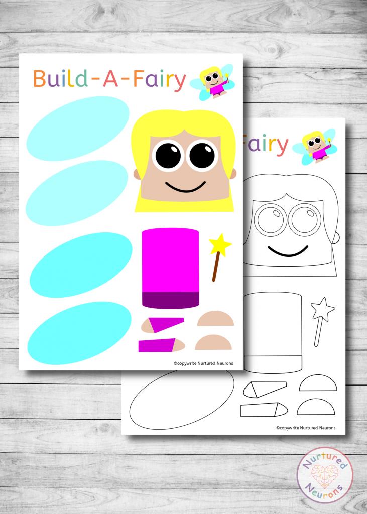 Build a fairy templates