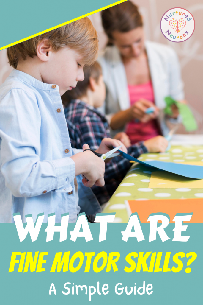What are fine motor skills  A Simple Guide