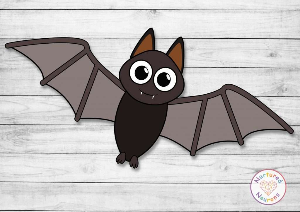 The finished bat should look something like this